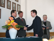 Opening Ceremony - Winter Admission 2008