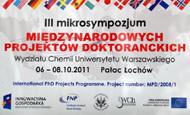 III Microsymposium